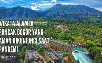 wisata alam di Puncak Bogor