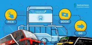 Beli Tiket Bus Online Via Traveloka